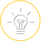 Licensed Electrician in Kenner, LA | Kwik Electric Services, INC | Light Bulb Icon
